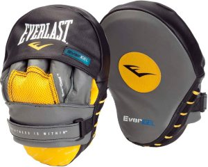 Лапы изогнутые Everlast Leather Evergel Mantis.
