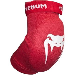 Налокотники Venum Kontact Elbow Protector - Cotton Red 93457