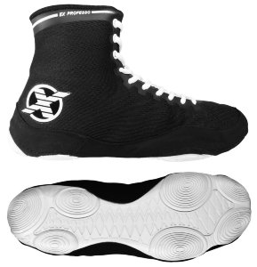 Боксерки FIGHT EXPERT Black X-Shoe 01BK