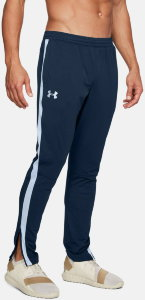 Брюки Under Armour SPORTSTYLE PIQUE TRACK PANT Academy /  / White 1313201-408