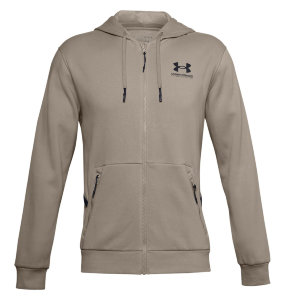 Толстовка Under Armour UA Rival Fleece MAX FZ HD 1357113-200
