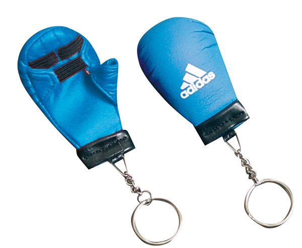 Брелок для ключей Key Chain Mini Karate Glove adiACC010синий