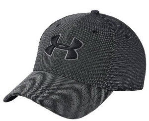 Кепка Under Armour Men's Heathered Blitzing 3.0 1305037-001