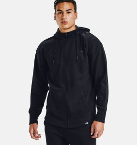Толстовка Under Armour UA S5 FLEECE FULL ZIP 1359442-002