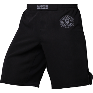 Шорты MMA Hardcore Training Black Shadow hctshorts0101