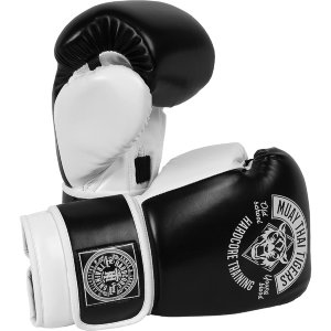 Боксерские перчатки Hardcore Training Muay Thai Tigers PU hctboxglove07