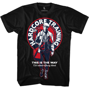 Футболка Hardcore Training The Way hctshirt0319