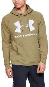 Толстовка Under Armour RIVAL FLEECE SPORTSTYLE LOGO HOODIE 1345628-331