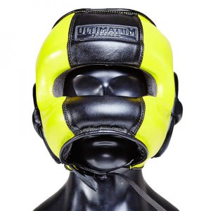 Шлем бамперный Ultimatum Boxing Gen3FaceBar Toxic