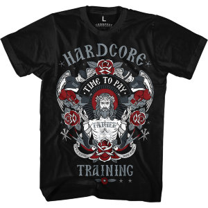 Футболка Hardcore Training Time To Pay hctshirt0325
