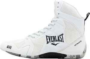 Боксерки Everlast Ultimate ELM-94I белые.