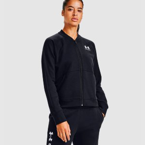 Куртка Under Armour Rival Fleece Jacket 1358148-001