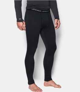 Тайтсы Under Armour UA Base 3.0 Legging-BLK 1281109-001