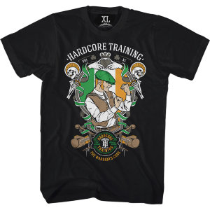 Футболка Hardcore Training Scrapper hctshirt0219