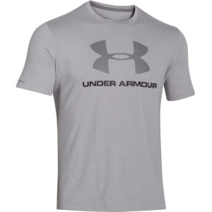 Футболка Under Armour CC Sportstyle Logo-TRG 1257615-025