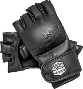 Перчатки ММА Ultimatum Boxing Reload Black