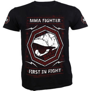 Футболка Bad Boy MMA Fighter badshirt0218