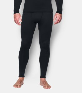 Тайтсы Under Armour UA Base 2.0 Legging-BLK 1281108-001