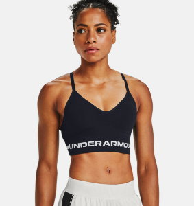 Топ Under Armour UA Seamless Low Long Bra 1357719-001