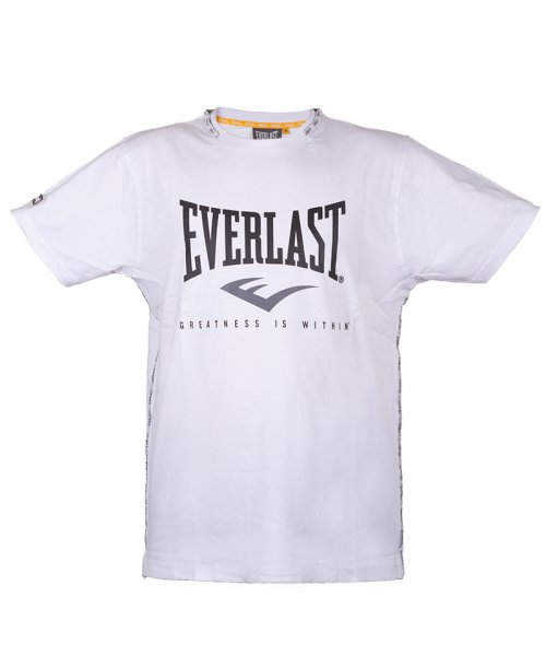 Футболка Everlast Crew Neck EVR4292 White