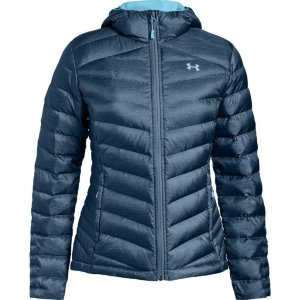 Пуховик Under Armour Down Sweater Hooded Static Blue / Venetian Blue / Halogen Blue 1316023-414