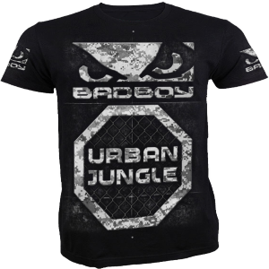 Футболка Bad Boy Urban Jungle badshirt0214