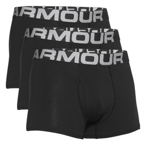 Трусы Under Armour UA Charged Cotton 3in 3 Pack 1363616-001