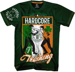 Футболка Hardcore Training Irish Boxing hctshirt0300