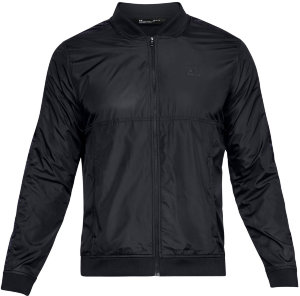 Ветровка Under Armour SPORTSTYLE WIND BOMBER-BLK//BLK 1310588-001