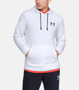 Толстовка Under Armour SPORTSTYLE TERRY HOODIE 1329291-113