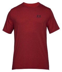 Футболка Under Armour CC Left Chest Lockup 1257616-621
