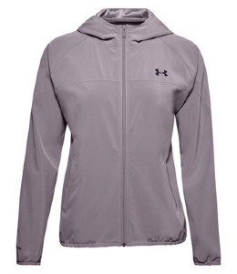 Толстовка Under Armour Woven Hooded Jacket 1351794-585
