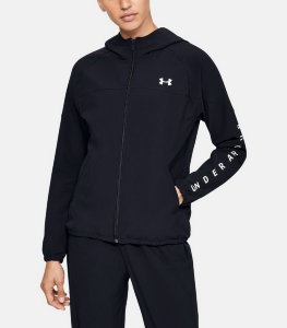 Толстовка Under Armour Woven Hooded Jacket 1351794-001