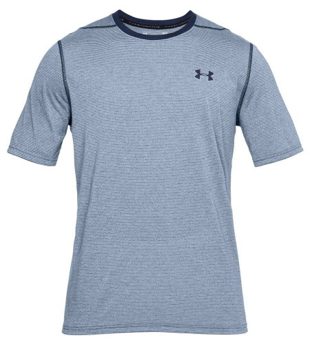 Футболка Under Armour UA THREADBORNE STRIPE SS 1306437-408