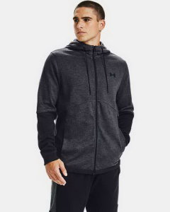 Толстовка Under Armour DOUBLE KNIT FZ HOODIE 1352012-012