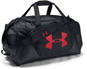 Сумка Under Armour UA Undeniable Duffle 3.0 M Stealth Gray / Black / Red 1300213-009
