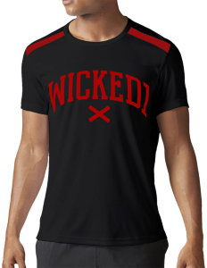 Футболка Wicked One No Limit wckshirt0285