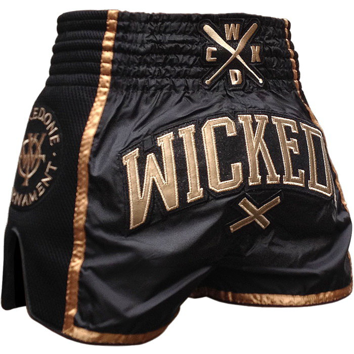 Тайские шорты Wicked One Muaythai W.O.T. wcktshorts06