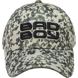 Бейсболка Bad Boy Bad Military light badcap043