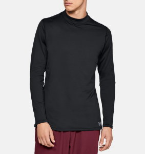 Термобелье (верх) Under Armour UA Armour CG Fitted Mock 1320805-001