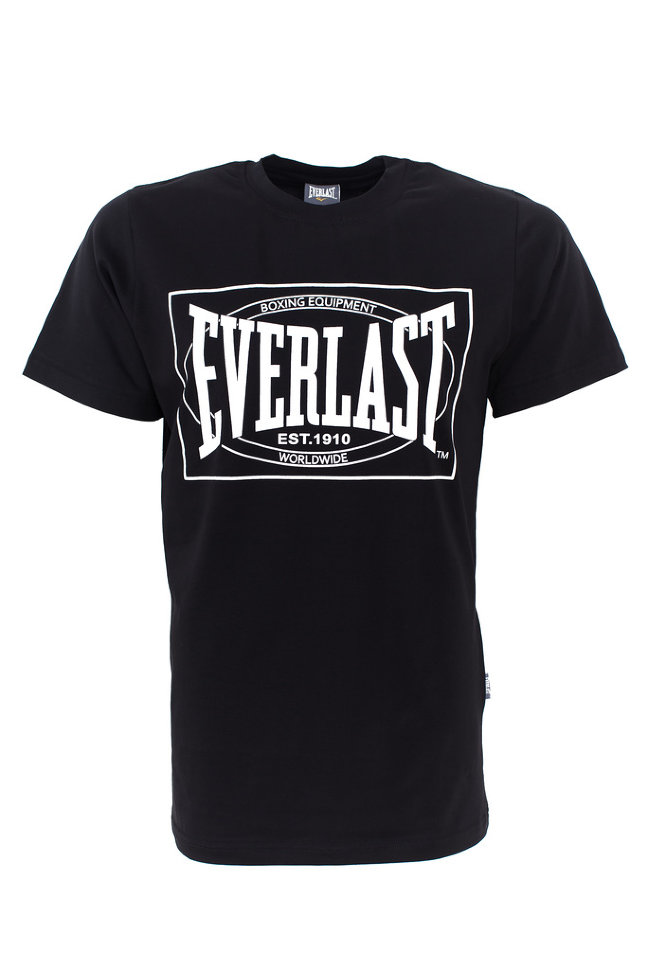 Футболка Everlast Choice of Champions RE0033черн