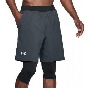 Шорты Under Armour LAUNCH SW LONG SHORT 1309602-008