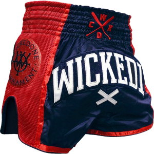 Тайские шорты Wicked One Muaythai W.O.T. wcktshorts08