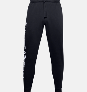 Брюки Under Armour UA Rival Fleece WM Jogger 1357130-001