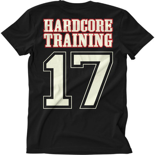 Футболка Hardcore Training hctshirt0120