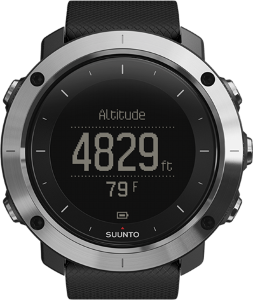 Suunto Traverse Black