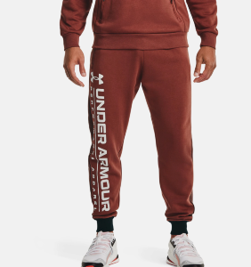 Брюки Under Armour UA Rival Fleece MAX Jogger 1357125-688