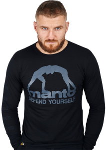 Лонгслив Manto Defend manshirt0396