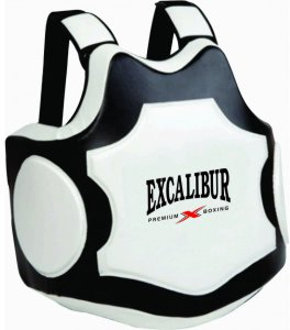 Защита корпуса Excalibur 1064 PU Black/White 02269