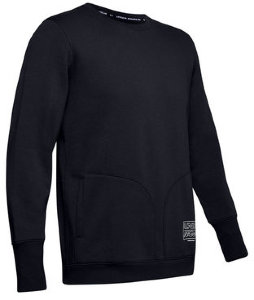 Джемпер Under Armour UA BASELINE FLEECE CREWNECK 1343009-002